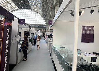Stone Lab Diamonds Participates in International Jewellery London