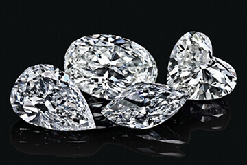 Fancy Shaped Diamonds